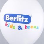 Luftballon-Referenzballon Berlitz Kids & Teens