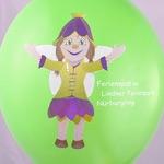 CMYK-Luftballondruck Lindner Ferienpark