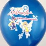CMYK-Luftballondruck Zahn-Zauberwelt