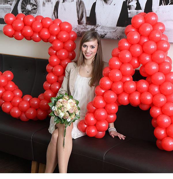 Luftballon-Dekosets für viele Anlässe: einfach selbst dekorieren!