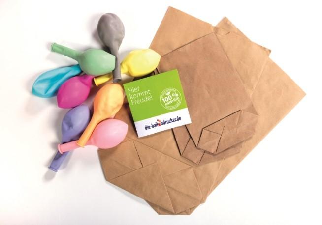 Ökologische Verpackung