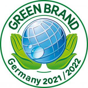 Green Brands Zertifikat